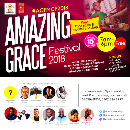 Amazing Grace Festival