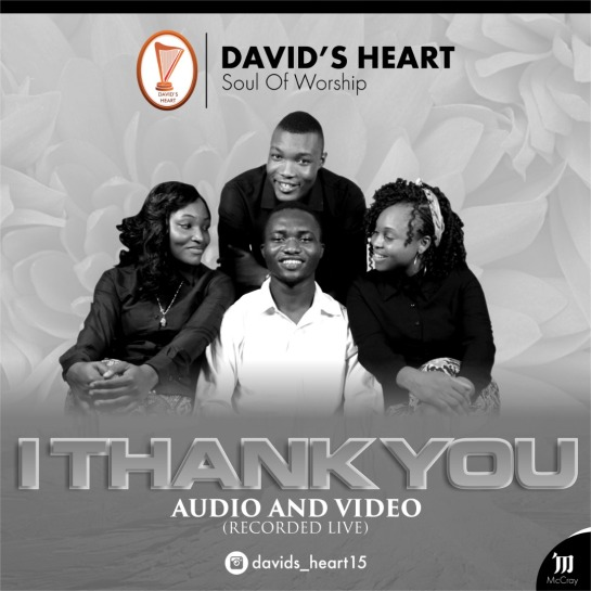 I Thank You - David's Heart