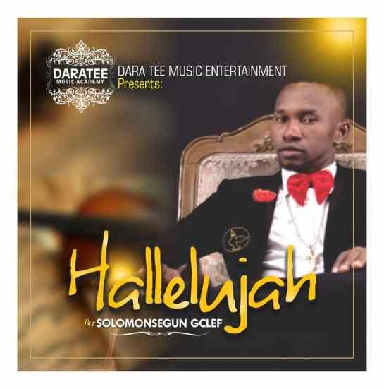 Hallelujah - Solomon Segun G-clef