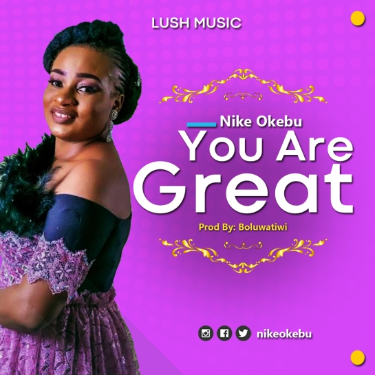 YOU ARE GREAT - Okebu