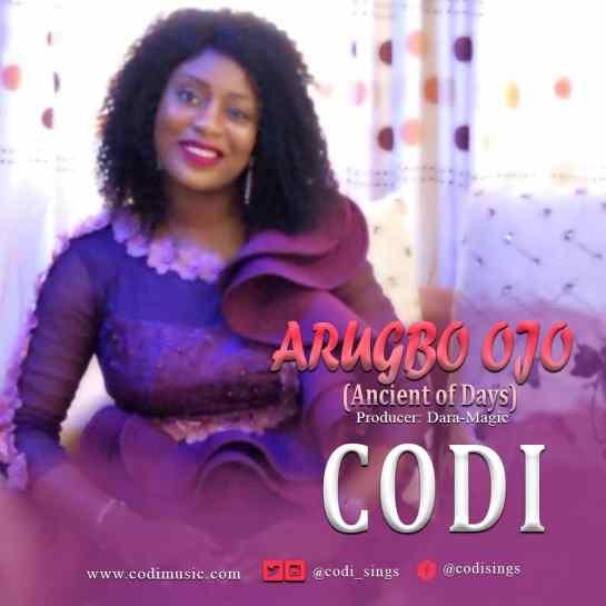 arugbo ojo (ancient of days) - codi
