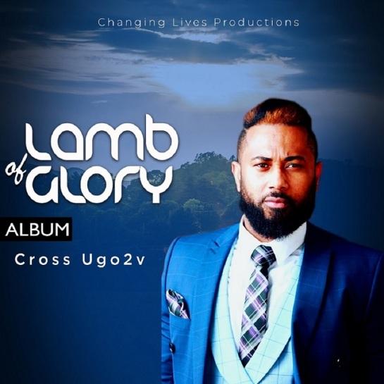 cross ugo2v - lamb of glory