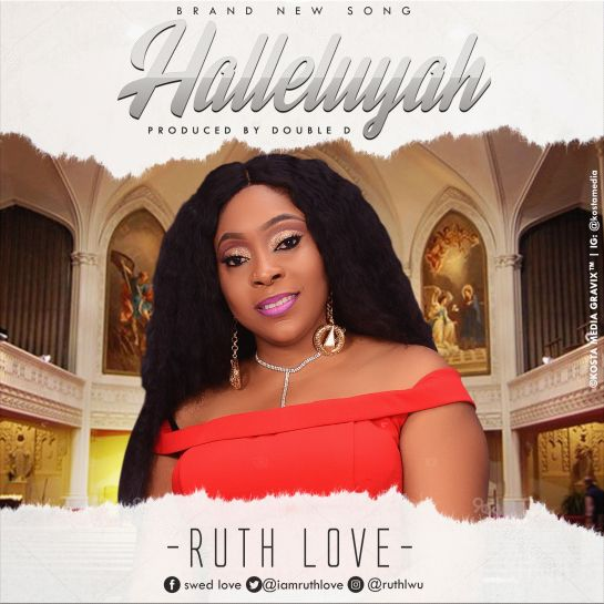 hallelujah - ruth love