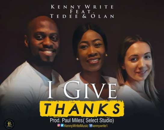 kennywrite - ''modupe'' (i give thanks)
