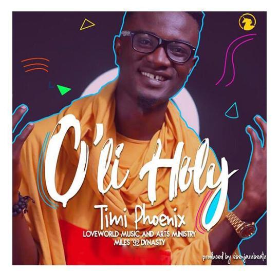 o'li holy by timi phoenix