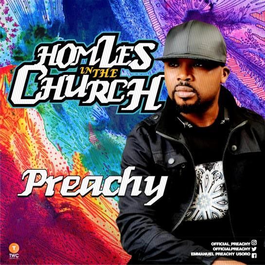 preachy - hommie in church 3