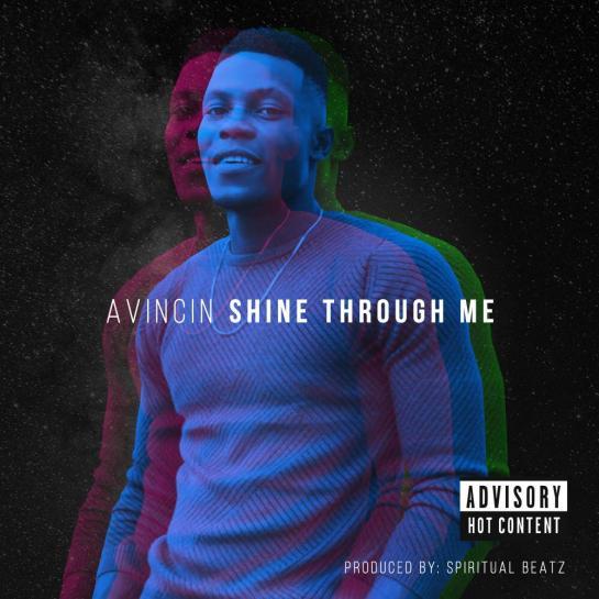 shine through me - avincin