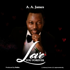 A. A. James - Love You Forever