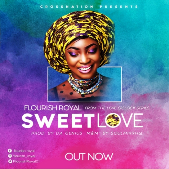Flourish Royal - Sweet Love [Art cover].jpg