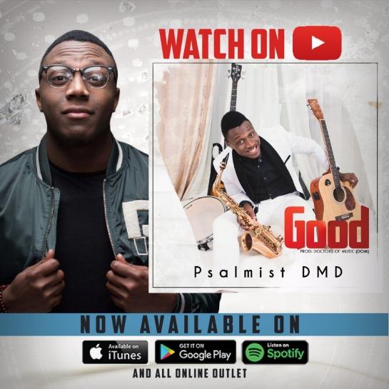 Psalmist DMD - Good [Art cover]