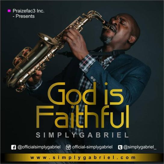 Simply Gabriel - God is Faithful